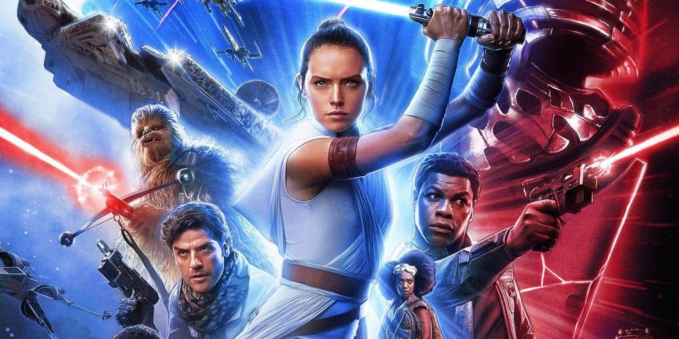 Star Wars: The Rise of Skywalker Tayang Juga di Disney Plus