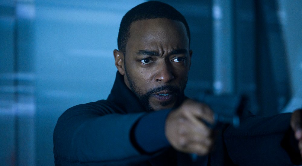 Film Action Netflix The Ogun Akan Dibintangi Oleh Anthony Mackie